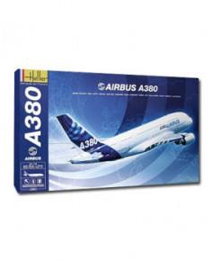 Coffret maquette à monter A380 couleurs Airbus - 1/125e