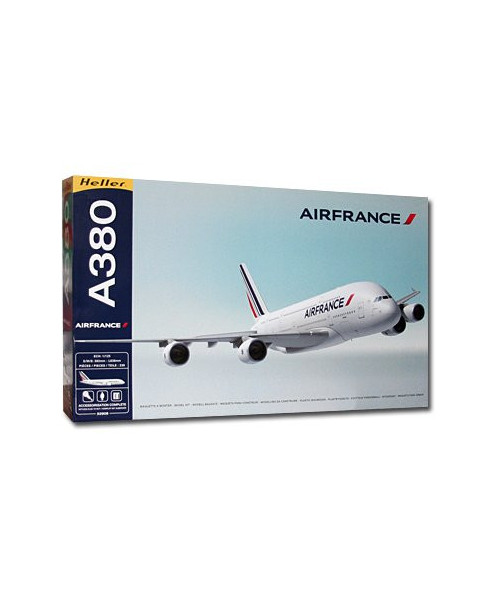 Coffret maquette à monter A380 Air France - 1/125e