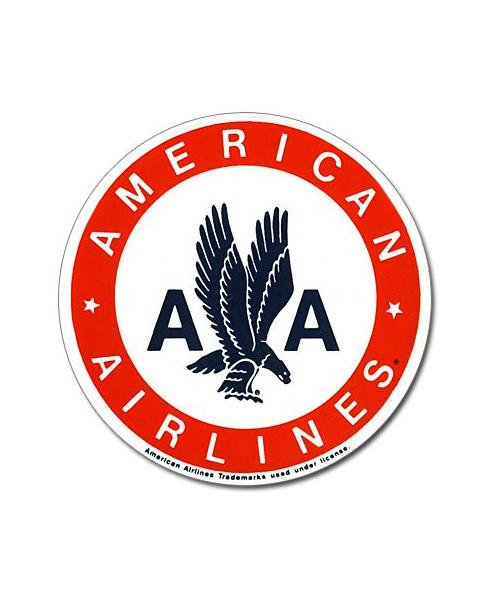 Magnet émaillé American Airlines