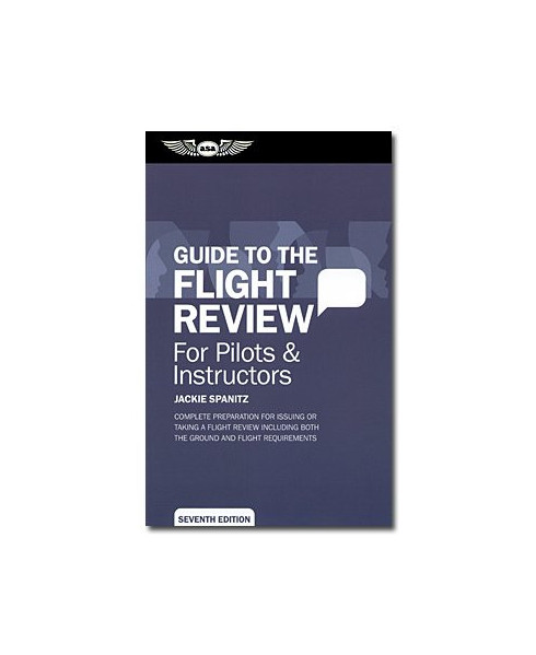 Guide to the flight review Oral Exam Guide