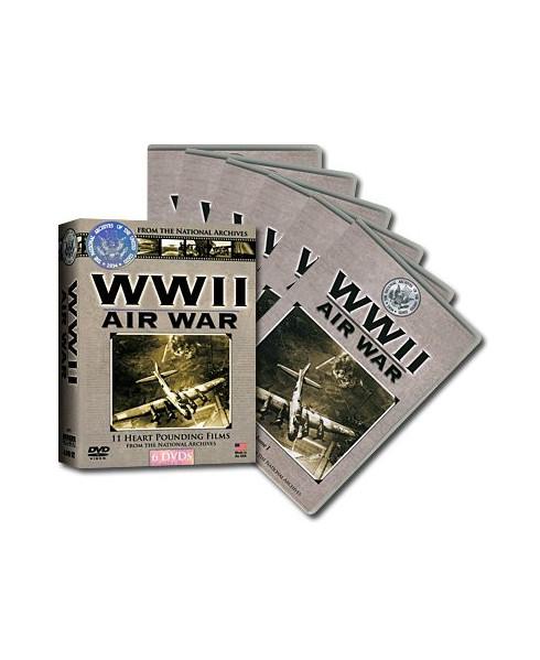 Coffret 6 D.V.D. WWII Air War