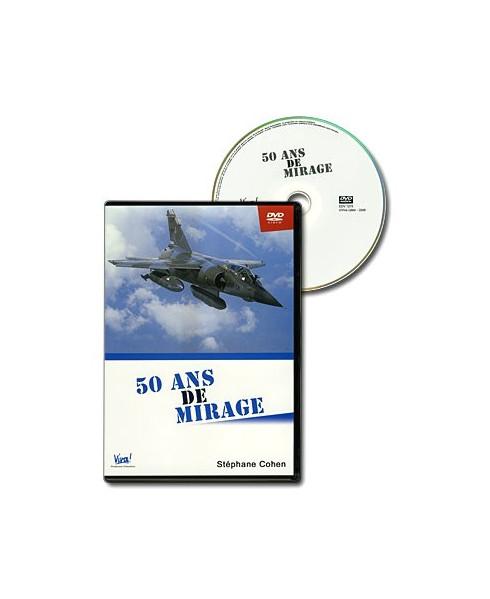 D.V.D. 50 ans de Mirage