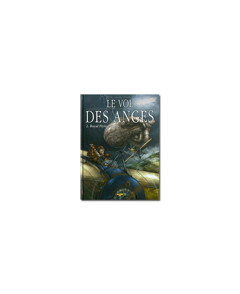 Le vol des anges - Tome 2 : Royal Flying Corps