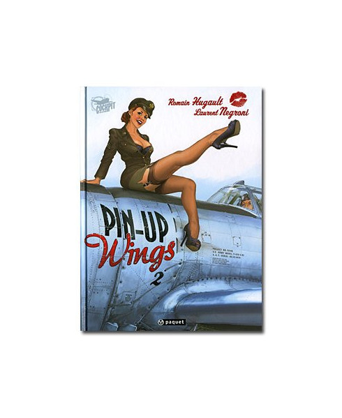 Pin-up Wings - Tome 2