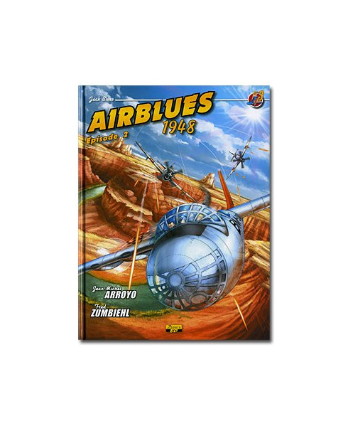 Airblues - Tome 3 : 1948 (Episode 2)