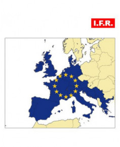 Atlas Airway Manual I.F.R. Europe sans classeurs - CEN04