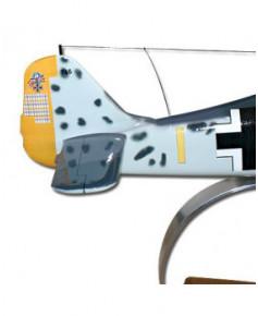 Maquette bois Focke Wulf FW190 Siegfried Schnell