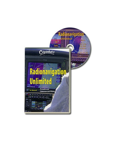 C.D.-ROM - Radionavigation Unlimited