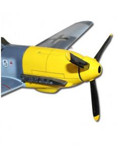 Maquette bois Messerschmitt BF109E