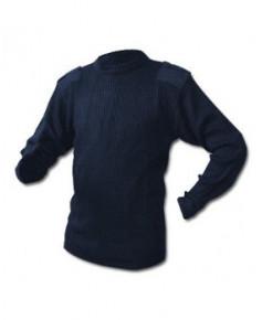 Pull Nato bleu marine - Taille XL