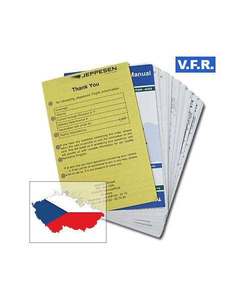 Trip kit V.F.R. Manual République Tchèque