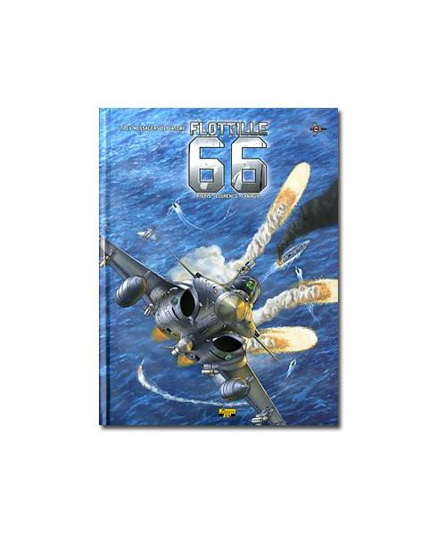 Flotille 66 - Tome 1 : Les messagers de l'atome