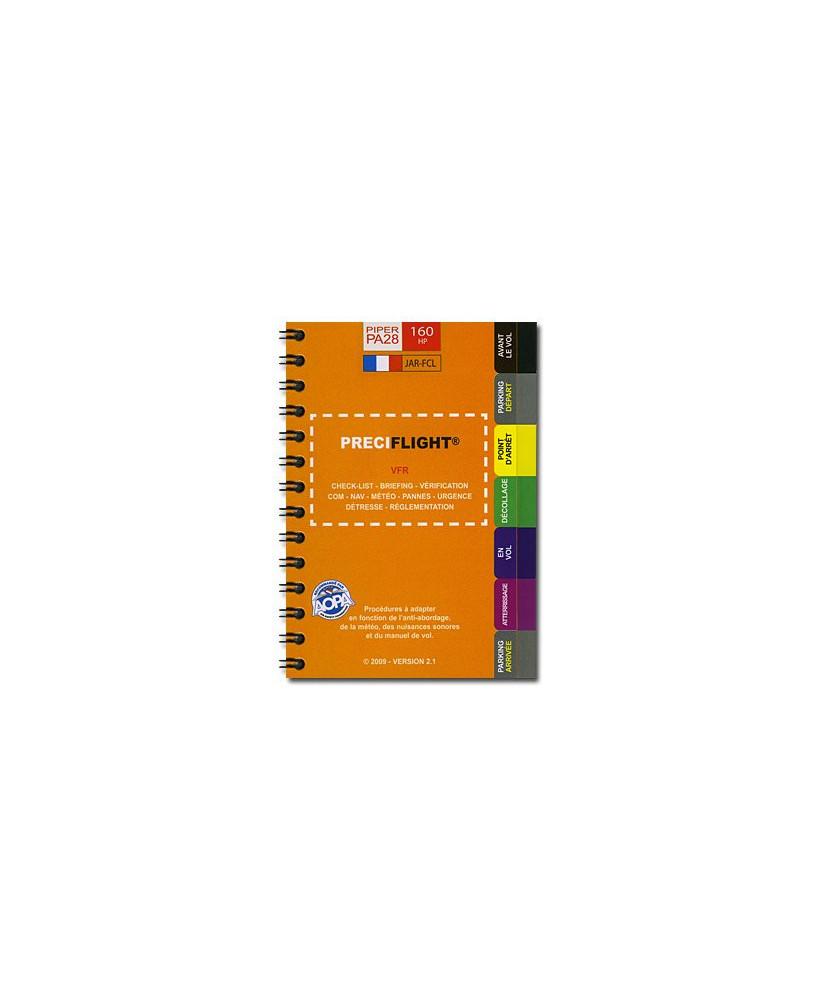 Checklist Preciflight PA28 - 160 CV