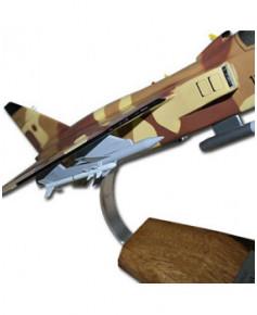 Maquette bois Jaguar