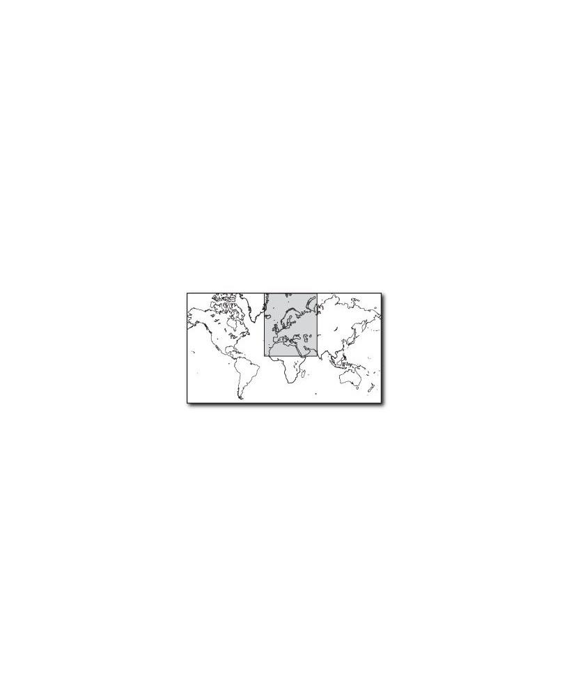 C.D.-ROM Mise à jour Flitestar V.F.R. - Europe