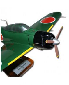 Maquette bois Mitsubishi Zéro