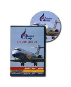D.V.D. World Air Routes - Bangkok Airways B717 ATR42