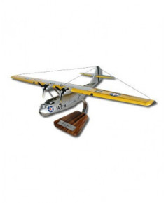 Maquette bois Catalina (U.S. Navy)