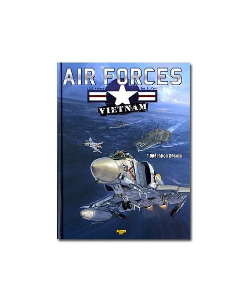 Air Forces : Vietnam - Tome 1 : Opération Desoto (Edition spéciale)
