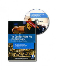 D.V.D. The Complete Airline Pilot Interview Course