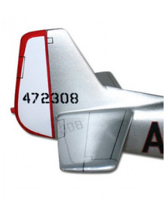 Maquette bois P51D Mustang U.S.A.F.