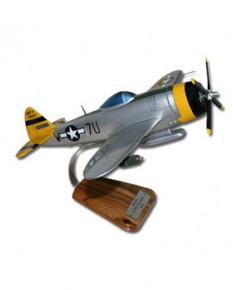 Maquette bois P47D Thunderbolt