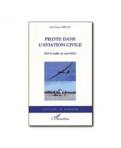 Pilote dans l'aviation civile