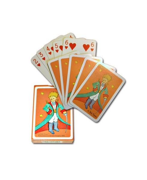 Jeu de cartes Petit Prince en tenue de gala