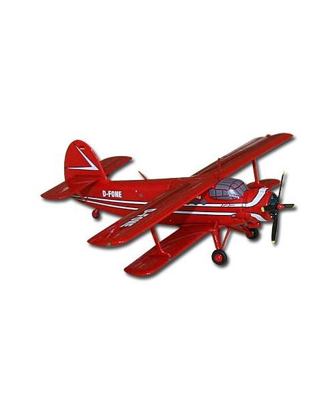 Maquette métal Antonov AN2 Air Albatros - 1/200e