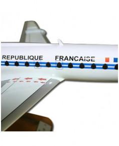 Maquette bois Caravelle République française