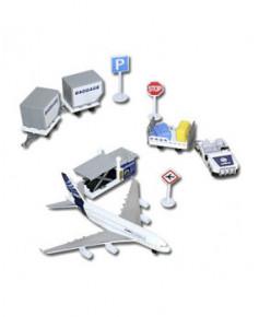 Coffret aéroport Airbus