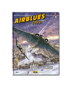 Airblues - Tome 4 : 1949 (Episode 1)