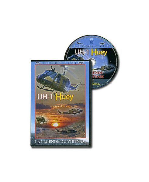 D.V.D. UH1 Huey - La légende du Vietnam