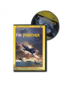 D.V.D. F9F Panther - Un félin sur la Corée