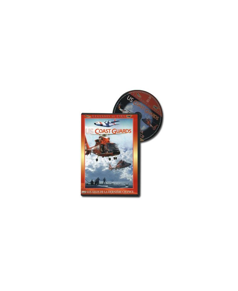 D.V.D. U.S. Coast Guards - Les ailes de la dernière chance
