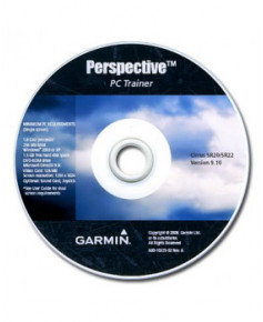 C.D.-ROM Garmin G1000 PC Trainer pour Cirrus