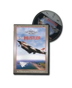 D.V.D. B58 Hustler - Bombardier supersonique
