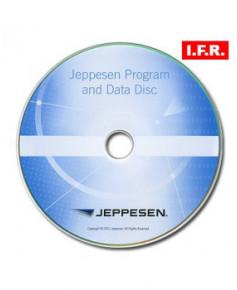 Logiciel et abonnement annuel Jeppview I.F.R. pour l'Europe et la Méditerranée