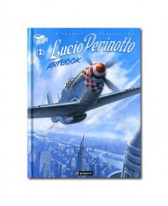 Lucio Perinotto Artbook - Tome 1