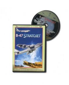 D.V.D. B47 Stratojet - Bombardier de la Guerre Froide