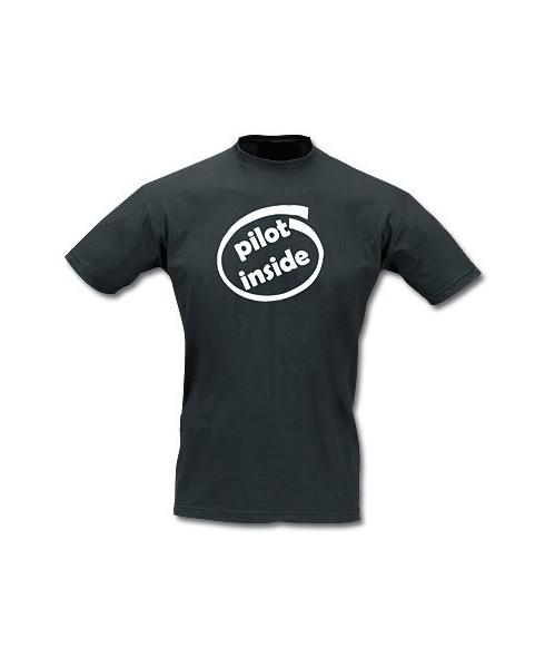 Tee-shirt Pilot Inside - Taille L