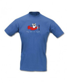 Tee-shirt Fly like an eagle - Taille L
