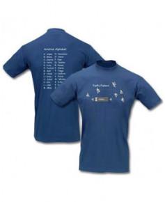 Tee-shirt Traffic Pattern - Taille L