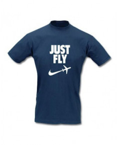 Tee-shirt Just fly - Taille L