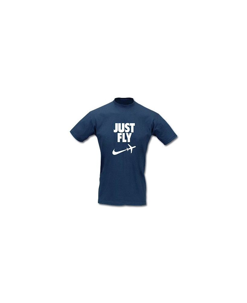 Tee-shirt Just fly - Taille S