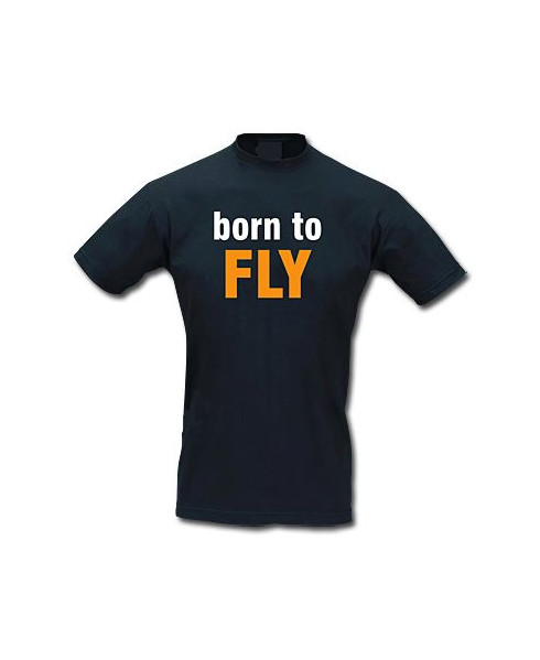 Tee-shirt Born to fly - Taille L
