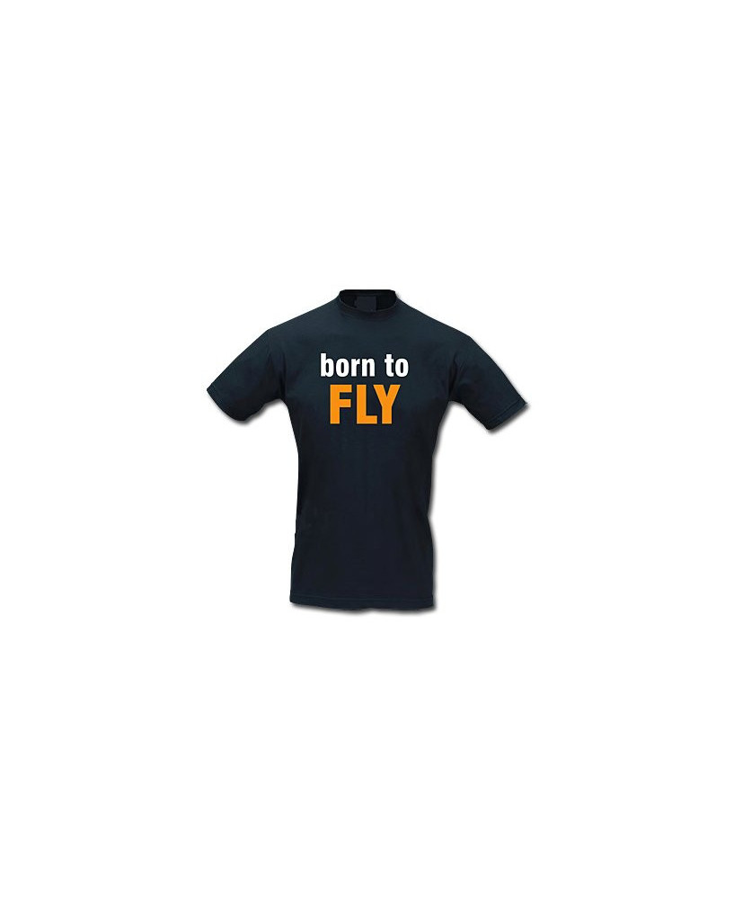 Tee-shirt Born to fly - Taille S