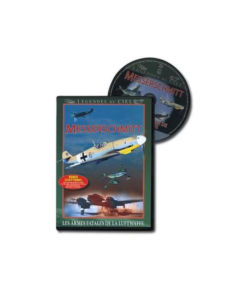 D.V.D. Messerschmitt - Les armes fatales de la Luftwaffe