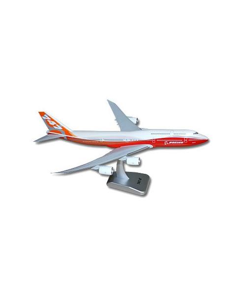Maquette plastique B747-8i Boeing couleurs exclusives - 1/200e