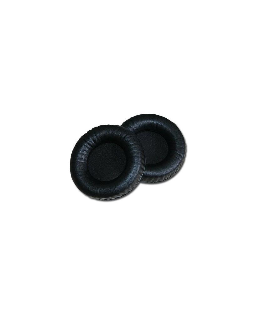 Paire d'oreillettes cuir pour casques Beyerdynamic HS 400